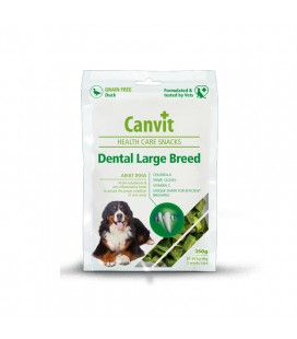 Canvit Dental Large Breed Health Care Snack